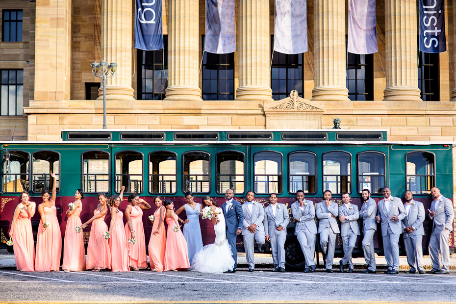 Philly Wedding Photography | Cee & Mia Cee Mia Philly Wedding Photography PA Wedding KetaNuva Studios NYC NJ Photographer 55